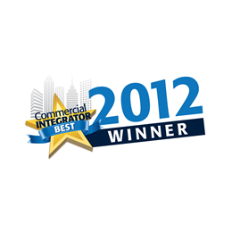Commercial Integrator Winner 2012