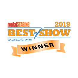 Rental Staging Best of Show 2019
